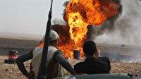 5 ton uyuşturucu yakılarak imha edildi