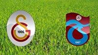 Galatasaray Trabzonspor maçı saat kaçta? GS TS maçı ilk 11'leri belli oldu