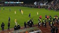 Malmö taraftarından çılgın şampiyonluk kutlaması
