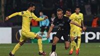 Villarreal Osmanlıspor canlı izle - İlk 11'ler belli oldu