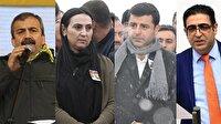 Gözaltına alınan HDP'li vekillerin dosyaları kabarık