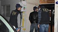 İzmir Yerel Haber: Terör operasyonu: 9 gözaltı