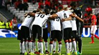 Beşiktaş Benfica ilk 11'ler belli oldu!