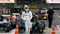 Abu Dabi'de pole pozisyonu Hamilton'ın - Formula 1 haberleri