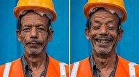 Bir gülücüğün insan yüzüne etkisi