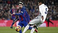 Barcelona Real Madrid maç özeti! El Clasico derbi golleri