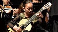 13 yaşındaki Aylin'den büyük başarı