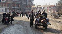 Musul'dan kaçış devam ediyor