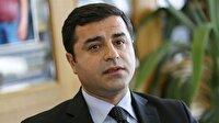 Demirtaş'a 'Cumhurbaşkanına hakaretten' hapis istemi
