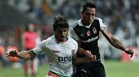 Alanyaspor Beşiktaş ilk 11'ler