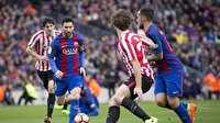 Barcelona: 3  Athletic Bilbao: 0 maç özeti ve golleri burada!