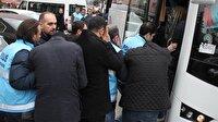 İstanbul'da yakalanan 8 hırsızlık zanlısı tutuklandı
