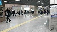 Marmaray seferlerlerinde aksama-İstanbul haberleri