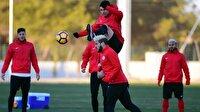 Antalyaspor'da Kardemir Karabükspor maçı hazırlıkları sürüyor