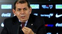 Dursun Özbek'ten Tankut ve TFF'ye tepki-Galatasaray haberleri