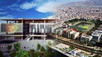 Göztepe ve Karşıyaka'ya modern stat