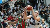 Beşiktaş Sompo Japan: 86 - Pınar Karşıyaka: 81 - Basketbol haberleri