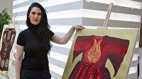 Ressam Tülay Demirtaş, Uluslararası Floransa Bienali'ne davet edildi