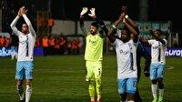 Trabzonspor'u durduran yok! Trabzon Akhisar'da 3 puanı kaptı
