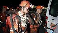 Çin'de maden göçüğü: 17 ölü