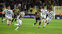 Fenerbahçe Atiker Konyaspor ÖZET izle! Fenerbahçeye ağır darbe
