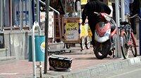 Adana'da şüpheli çanta paniği