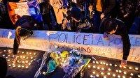 Paris'te polise öfke dinmiyor