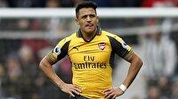 Alexis Sanchez'den üstü kapalı 'Chelsea' açıklaması