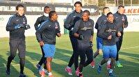 Trabzonspor'da Beşiktaş maçı hazırlıkları sürüyor-Trabzonspor haberleri