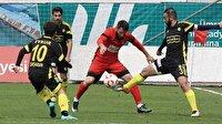Ümraniyespor - Yeni Malatyaspor maçı kaç kaç bitti?