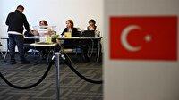 Yurt dışındaki Türklerden rekor katılım