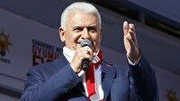 Başbakan Yıldırım: İzmir'in de Marmaray'ı olacak