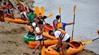 Meriç Nehri'nde bir ilk-Edirne haberleri