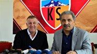 Kayserispor'da Mesut Bakkal dönemi başladı! Spor haberleri