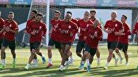 Galatasaray'da Kasımpaşa maçı hazırlıkları sürüyor-G. Saray haber