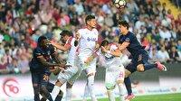 Antalyaspor: 0 - Medipol Başakşehir: 1 ÖZET