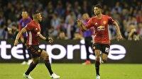 Celta Vigo: 0 Manchester United: 1 özeti- Rashford'tan müthiş frikik golü