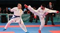 Burak Uygur, karatede altın madalya kazandı! Avrupa Karate Şampiyonası