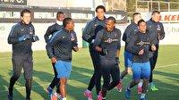 Trabzonspor'da Adanaspor maçı hazırlıkları başladı-Trabzonspor haber