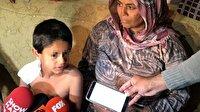 Nişantaşı'nda kaynar su atılan 7 yaşındaki çocuk konuştu