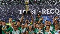 Güney Amerika Süper Kupası Atletico Nacional'in