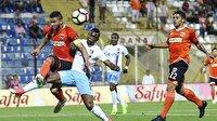 Adanaspor: 1 - Trabzonspor: 1 Özet ve goller