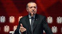 Erdoğan: Fikir hürriyetiyle alakası yok