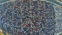Dünyadan iş çıkışı saati fotoğrafları