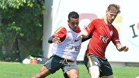 Galatasaray'da Atiker Konyaspor maçı hazırlıkları-Galatasaray haber