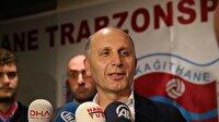 """Muharrem Usta: """"Trabzonspor, elinden gelenin en iyisini yapmaya çalışacak"""" -Trabzonspor haberleri"""