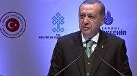 Erdoğan: Hat ve hilyeye olan ilgi artmalı