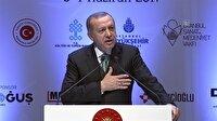 """Cumhurbaşkanı Erdoğan: """"Bizim görevimiz O'nun yolundan gitmek"""""""