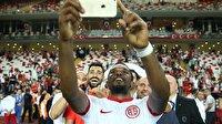 Antalyaspor tarihinin en golcü futbolcusu Eto'o