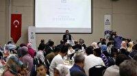 TURKEN Vakfı New York'ta iftar verdi